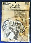 Tim Holtz Idea ology Scrapbook Embellishments Expedition Ephemera Pack 63pc NIP