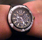 Nautica N13542 Chronograph Black Dial Mens Watch