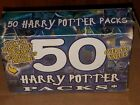 Harry Potter Trading Card 50 pack sealed box 2005