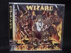 WIZARD Odin + 1 JAPAN CD (+ ENHANCED VIDEO) No Inner Limits Delany Purgatory