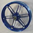 G0110.02A8BYBX, New, Buell Front Translucent Hero Blue Wheel, All XB'S