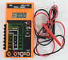 VIZ WD-747 3 1/2 Digit LCD Tech DMM Multimeter Works