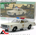 GREENLIGHT 19055 118 1977 PLYMOUTH FURY DUKES OF HAZZARD COUNTY SHERIFF