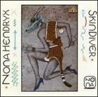 Skin Diver by Nona Hendryx: Used