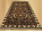 Authentic Hand Knotted Afghan Aksi Balouch Wool Area Rug 6 x 4 FT (7482)