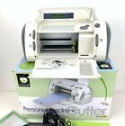 Cricut Provo Craft Personal Electronic Cutter Machine CRV001 Pre owned