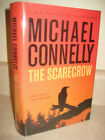 SIGNED 1st Edition THE SCARECROW Michael Connelly MYSTERY First Printing CRIME