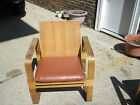 BEAUTIFUL VINTAGE EAMES ERA DANISH MODERN MID CENTURY THONET LOUNGE CHAIR