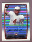 2013 Bowman Football Rookie Chrome Refractor Autographs Guide 96
