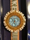 Swatch Spike Lee WAKE UP! Watch. Vintage 80's