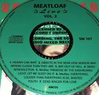 Meat Loaf Live Vol. 2 CD Heaven Can Wait Bat Out Of Hell Dead Ringer For Love