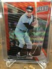 2018 Panini National VIP Mickey Mantle Red Wave Refractor #7 25 Jersey # Yankees