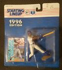 1996 Raul Mondesi Starting Lineup Card/Figure/Display Box  Mint