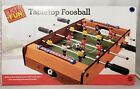 JUST FOR FUN** TABLETOP FOOSBALL**New