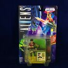 Aliens Space Marines LT Ripley 5 Action Figure Kenner 65790 1992 w comic book