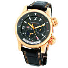 Jaeger LeCoultre 18K Rose Gold Master Compressor Geographic World Timer 146.2.83