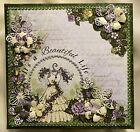 TPHH Heartfelt Creations Premade Its a Beautiful Life Scrapbook Album
