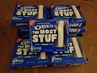 Lot of 9 Limited Edition OREO The Most Stuf Stuff 134 oz Bag Brand New