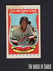 Rod Carew Cards, Rookie Cards and Autographed Memorabilia Guide 16