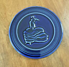 Fiesta Fiestaware by Homer Laughlin Cobalt Blue Dancing Lady Trivet NEW!!