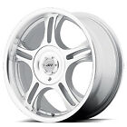 17 x75 American Racing Estrella AR95M Machined 5x425 5x45 40 ET AR9577514 1