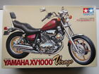 Tamiya 1:12 Scale Yamaha XV1000 Virago Motorcycle Model Kit - New - Kit # 14044