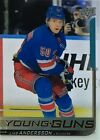 2018-19 Upper Deck Young Guns Rookie Checklist and Gallery 120