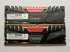 PNY Anarchy 16GB Kit 2x 8GB DDR4 3200 PC4 25600 NON ECC Desktop PC RAM Memory