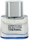 Reaction Thermal By Kenneth Cole For Men Miniature EDT Cologne Spr 0.5oz Unboxed