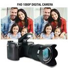 D7100 HD 33MP Digital Camera Video Camcorder with Wide Angel Telephoto Lens