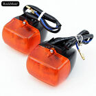 Front/rear Turn Signals Light For Honda NSR 250R MC16 MC18 MC28 NSR 250 SE MC21