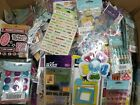 HUGE Lot of 75 KCompanyStickoJoleesStickers and Scrapbooking embellishments