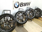 Fully refurbished BMW 3 series E90 MV3 alloy wheels 18with good tyres