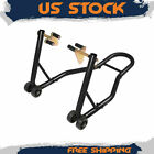 TURBO SII Strong FRONT Head Wheel Lift MOTORCYCLE CENTER RACE STAND head-lift