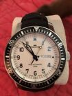 fortis b-42 strap Automatic Cream Dial Day/date