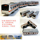 JAPAN TAKARA TOMY THOMAS MOTORIZED TOY TRAIN TS-18 GATOR + MARION W/ 2 TRUCKS