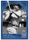 2019 Topps 150 Years of Baseball Cards 13