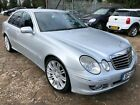 08 MERCEDES E280 30 CDI SPORT LEATHER SATNAV 2F OWNERS CLIMATE VERY CLEAN