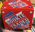 1988 SCORE BASEBALL ROOKIE & TRADED CARD SET 110 CARDS Complete