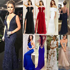 Women Formal Evening Party Maxi Dress Cocktail Bridesmaid Prom Ball Gown Dresses