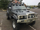 Mitsubishi Pajero shogun swb road legal off road ready monster truck off roader