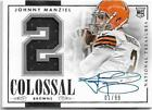 2014 Panini National Treasures Football Rookie Patch Autographs Gallery 35