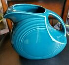 Fiesta Juniper Large Disc Water Pitcher 68 Oz
