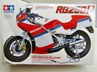 Tamiya 1:12 Scale Suzuki RG250 Gamma Options Model Kit - New - Kit # 14029*2400