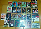 Lot of 27 Jerry Rice auto, game-used, chrome, limited & inserts