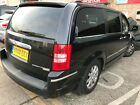 LARGER PHOTOS: 08 CHRYSLER GRAND VOYAGER 2.8 CRD LTD LEATHER,NAV, GEARBOX ISSUE SPARES/REPAIR