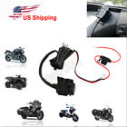 Motorcycle USB Charger Cigarette Lighter For Yamaha Royal Star XVZ1300 Classic