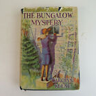 Nancy Drew The Bungalow Mystery 1930 Book with Dust Cover Jacket 3 VTG