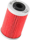 K&N Oil Filter FOR KTM 660 SUPERMOTO FACTORY REPLICA 660 (KN-155)