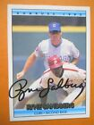 Ryne Sandberg Cards, Rookie Cards and Autographed Memorabilia Guide 11